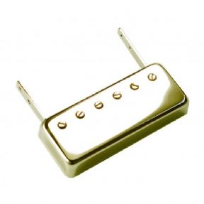 Kent Armstrong Neck Jazz Pickup Adjustable Gold